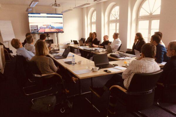 CSHIPP partner meeting in Hamburg